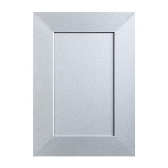 МДФ профиль AGT 1004-Y, серебро 257, паз 8 мм