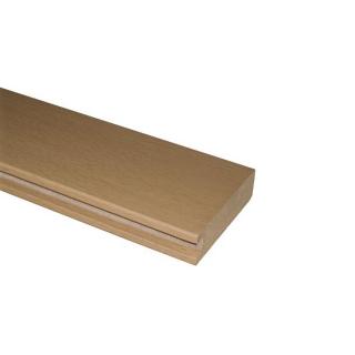 МДФ профиль AGT 1018, бук 205, паз 8 мм