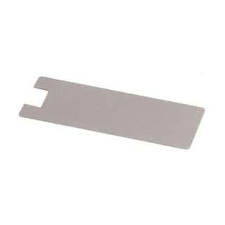 Стикер к профилю AGT 1022, серебро 257