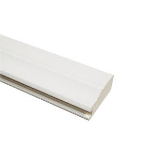 МДФ профиль AGT 1032, белый 230, паз 8 мм