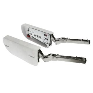 Подъемный механизм, D-lite lift A1, белый, Samet