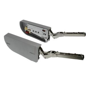 Подъемный механизм, D-lite lift A1, серый, Samet
