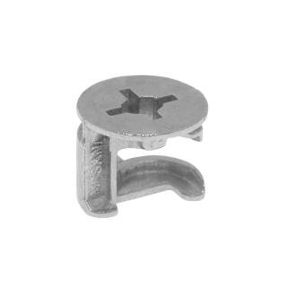 Стяжка эксцентрик для ДСП 16 мм, D=15 мм, Mesan