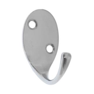 Крючок G-0308 одинарный, хром