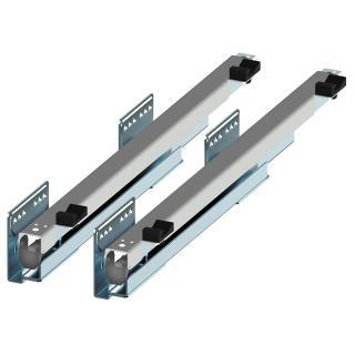 Направляющие скрытые 450 мм, левые, Variant Multi Rejs