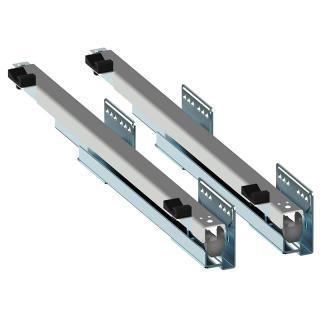 Направляющие скрытые 450 мм, правые, Variant Multi Rejs