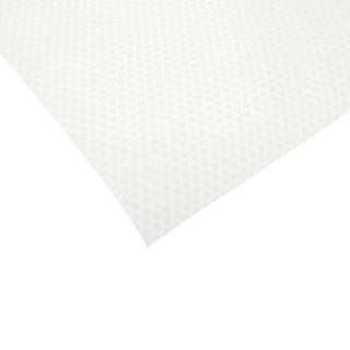 Резиновый коврик 500 мм, белый