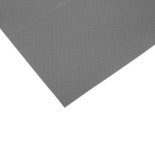 Резиновый коврик 500 мм, серый