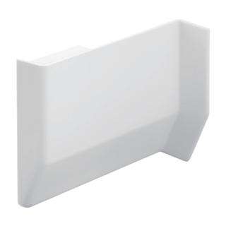 Заглушка для подвески 801, белая, левая Camar