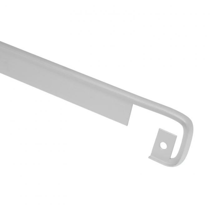 Планка соединительная для столешницы 28 мм, R=6, алюминий