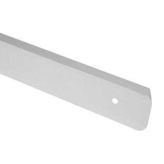 Планка угловая для столешницы 38 мм, R=6, алюминий