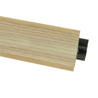 Плинтус 136 Коимбра, 3000 мм, El-mech-plast