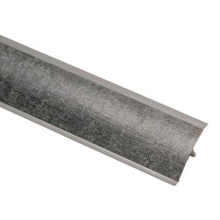 Плинтус WAP 03 F508 ST10 Карпет винтаж чёрный, 4100 мм, Egger