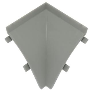 Угол внутренний к плинтусу WAP3 AC 11, тёмно-серый, Egger