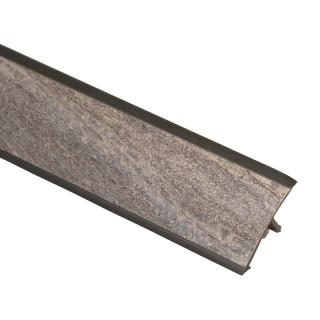 Плинтус WAP 03 F011 ST9 Гранит Магма серый, 4100 мм, Egger