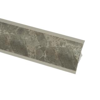 Плинтус WAP 03 F095 ST87 Мрамор сиена серый, 4100 мм, Egger