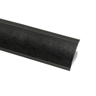 Плинтус WAP 03 U999 ST82 Чёрный, 4100 мм, Egger