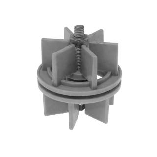 Крепление коннектор трубы D-60, серый