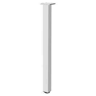 Опора 60х60, H=710, алюминий, GTV