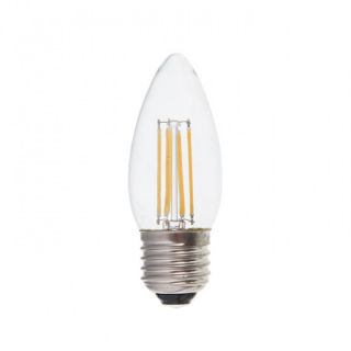 Led лампа LB 58, 4W, E27, нейтральный белый, Feron