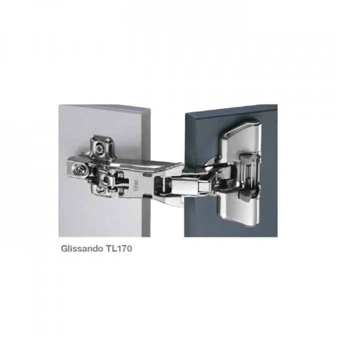Доводчик Glissando TL 170 для петли-робот B-Type, Titus