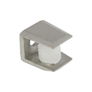 Полкодержатель с фиксацией до 7 мм, под шуруп