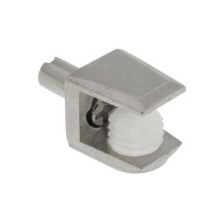 Полкодержатель с фиксацией до 7 мм, со штифтом