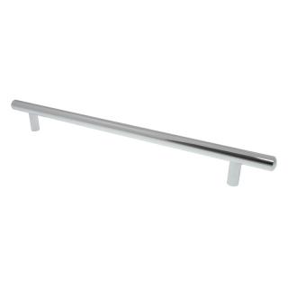 Ручка мебельная RE-10, 192 мм, хром, DC (OL)