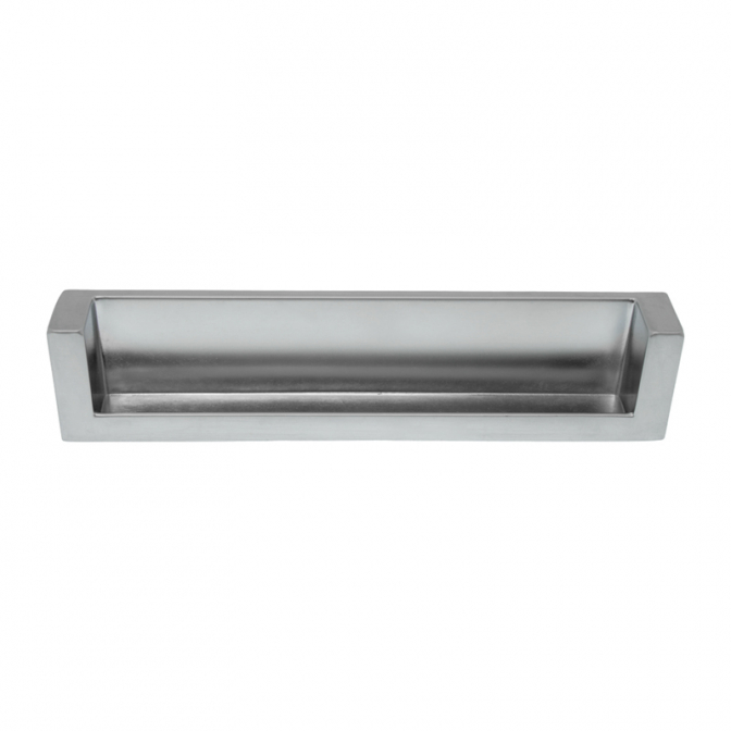 Ручка мебельная DN-50, 128 мм, алюминий, DC (OL)