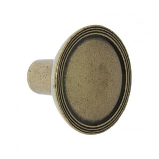 Ручка мебельная K-105, бронза, DC (OL)