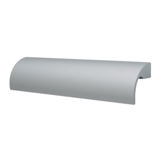 Ручка мебельная DU-01, 192 мм, алюминий, DC