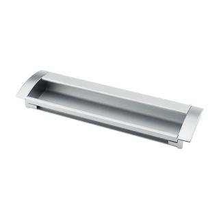 Ручка мебельная UA-08, 224 мм, алюминий, DC