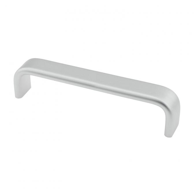 Ручка мебельная DU-26, 192 мм, алюминий, DC