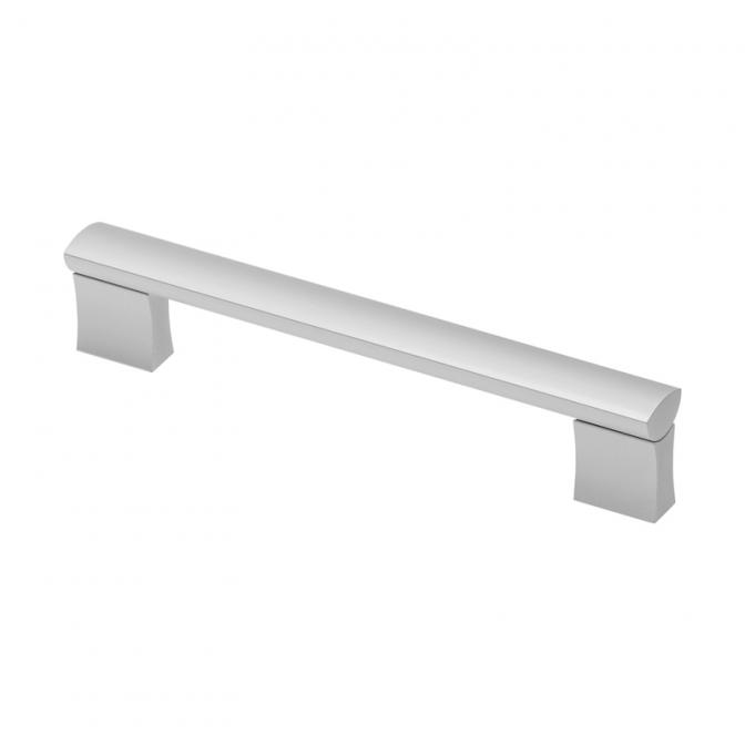 Ручка мебельная UA-B311, 96 мм, алюминий, GTV