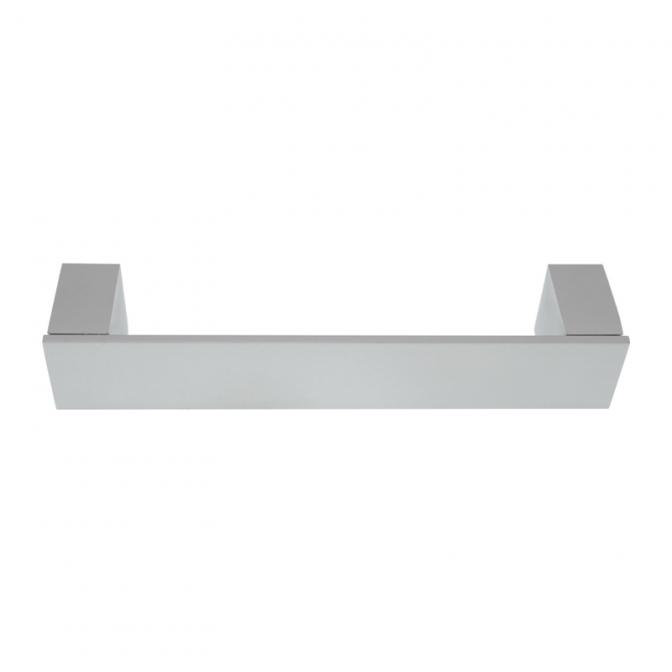 Ручка мебельная UA-B337, 160 мм, алюминий, GTV