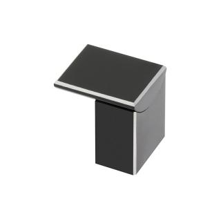 Ручка мебельная Ares, чёрная, GTV