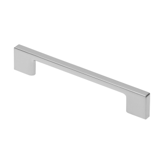 Ручка мебельная UZ-819, 96 мм, алюминий, GTV