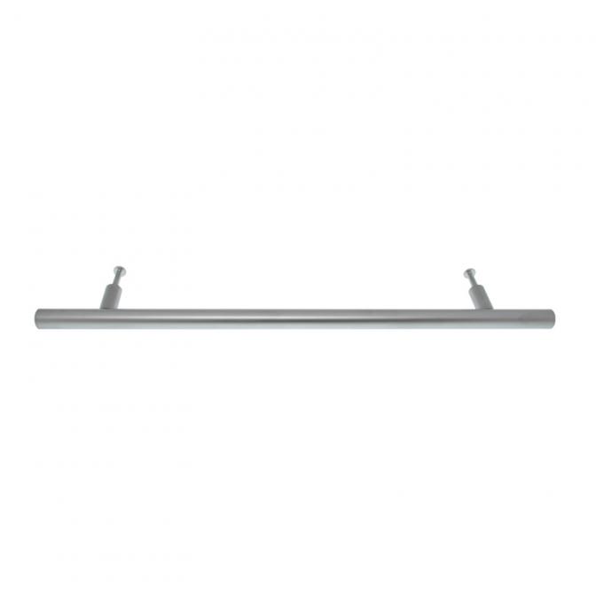 Ручка мебельная RE-10, 480 мм, алюминий, GTV