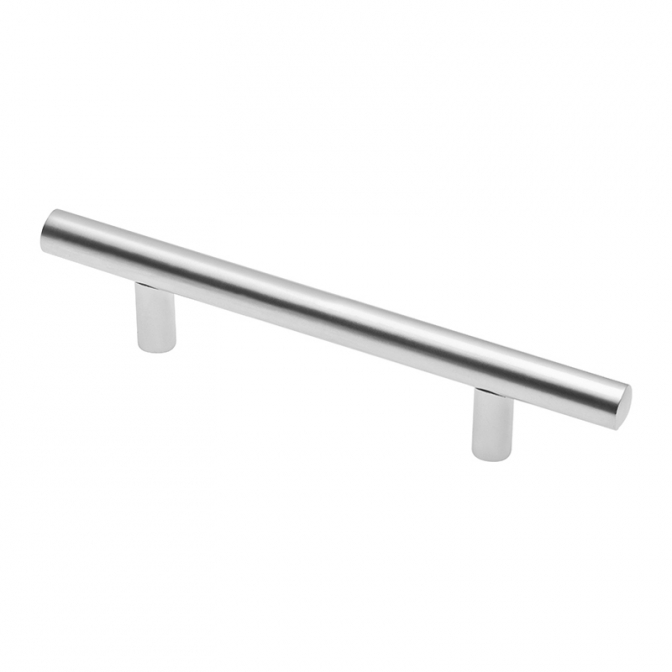 Ручка мебельная RE-10, 96 мм, алюминий, GTV