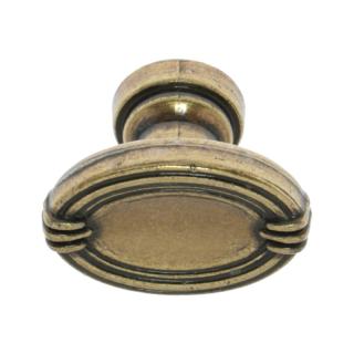 Ручка мебельная GG-32, бронза, DC (OL)