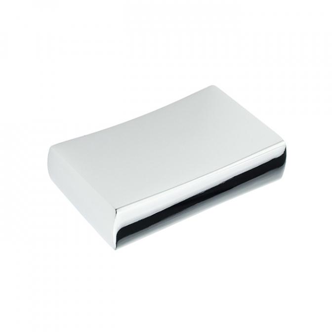 Ручка мебельная D-070, 32 мм, хром, DC