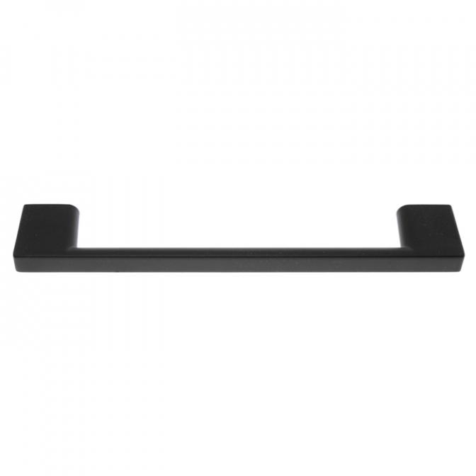 Ручка мебельная D-705, 160 мм, чёрная, DC
