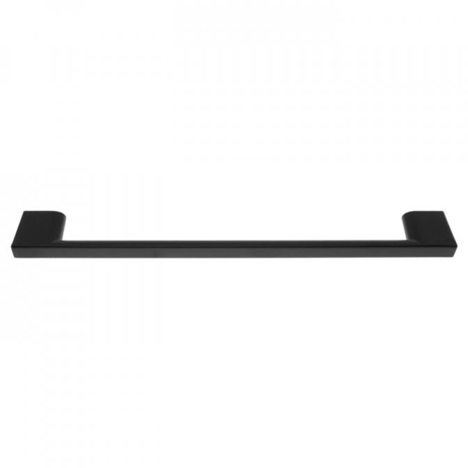 Ручка мебельная D-705, 224-256 мм, чёрная, DC