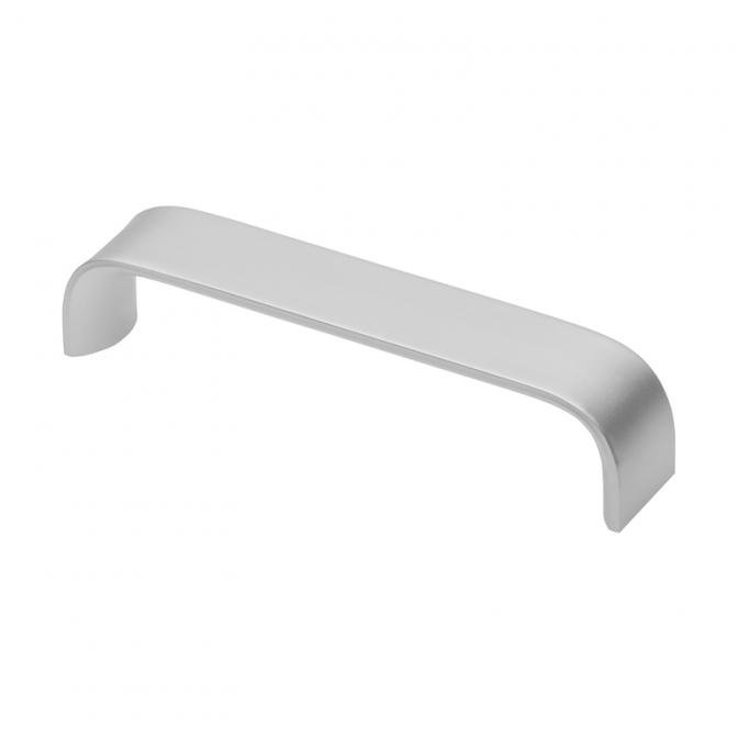 Ручка мебельная UA-347, 128 мм, алюминий, GTV
