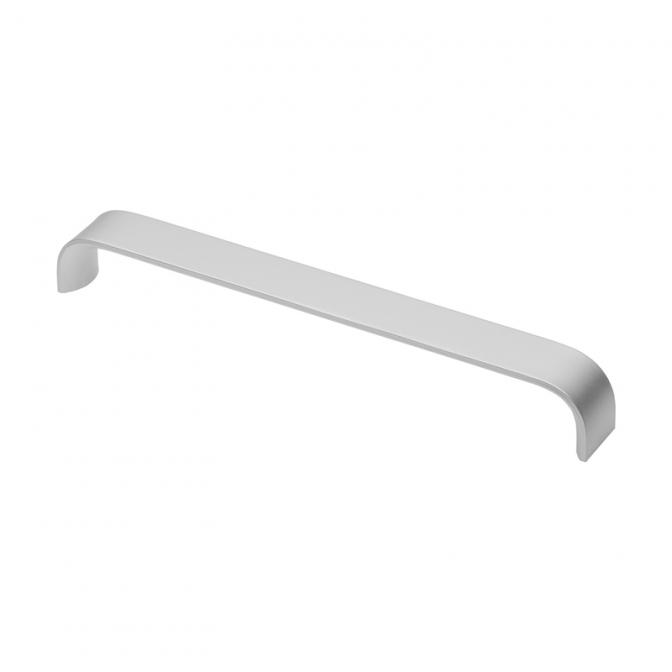 Ручка мебельная UA-347, 256 мм, алюминий, GTV
