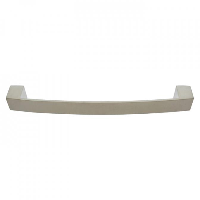 Ручка мебельная DL-27, 192 мм, сатин, DC