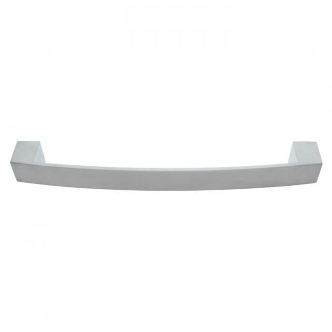 Ручка мебельная DL-27, 256 мм, алюминий, DC