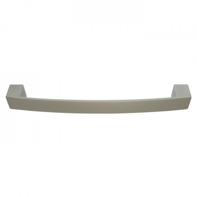 Ручка мебельная DL-27, 192 мм, сталь, DC