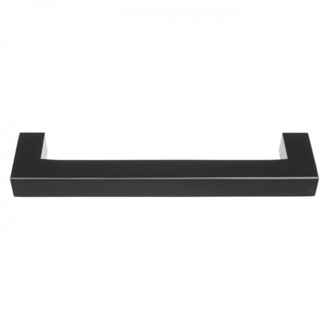 Ручка мебельная DL-36, 160 мм, чёрная, DC
