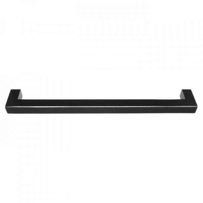 Ручка мебельная DL-36, 256 мм, чёрная, DC